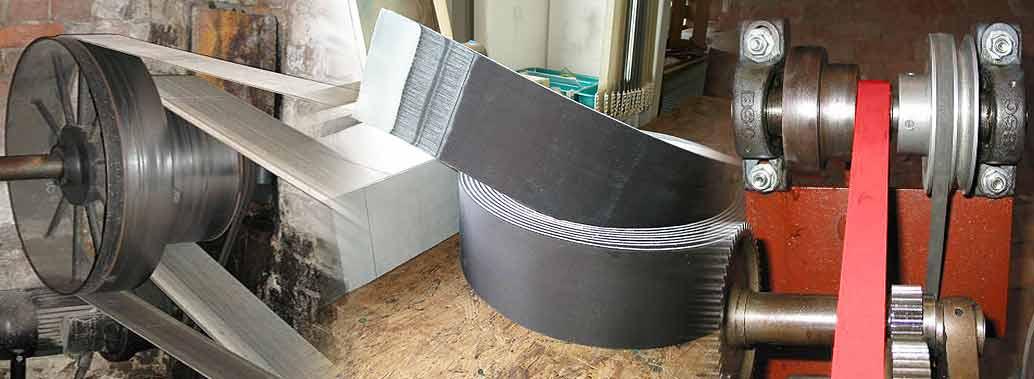 ravi enterprise industrial machine belts supplier in